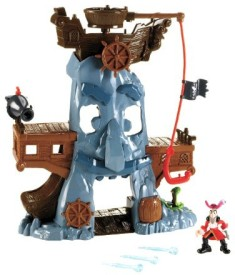 Fisher-Price Disneys Hooks Adventure Rock