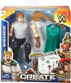 Mattel WWE Create A Superstar Sheamus