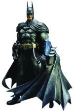Square Enix Action Figures Square Enix Batman Arkham Asylum Play Arts Kai Batman