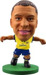 Soccerstarz Action Figures Soccerstarz Arsenal Alex Oxlade Chamberlain Away Kit