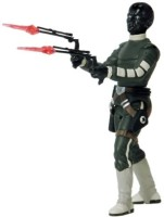 Toy Rocket Star Wars 2002 A New Hope Djas Puhr Alien Bounty Hunter (Black)