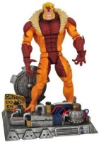 Diamond Select Marvel Select: Sabretooth Action Figure (Multicolor)