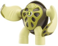 Ben 10 Ultimate Alien, Terraspin Action Figure, 4 Inches (Multicolor)