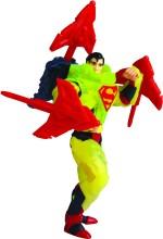 Funskool Action Figures Funskool Superman Lunar Combat