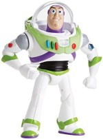 "Mattel Action Figures Mattel Story Disney/Pixar 4"" Buzz Lightyear Basic"