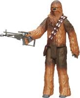Funskool Star Wars E7 Hero Series Deluxe Figures - Chewbacca (Multicolor)
