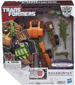 Hasbro Action Figures Hasbro Transformers Generations Voyager Class Roadbuster Figure