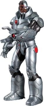 DC Collectibles Action Figures DC Collectibles Justice League Cyborg Action Figure