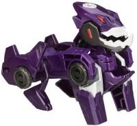 FunsKool Transformers Robots In Disguise One-Step Warriors Underbite (Purple)