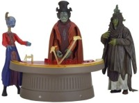 Hasbro Star Wars Attack Of The Clones Geonosian War Room Featurning Nute Gunray, Passel Argente & Shu Mai (Multicolor)