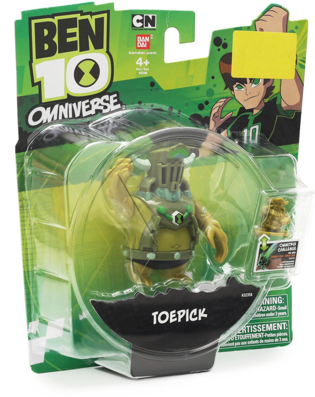 Ben Toepick Ben 10 Toepick With Micro