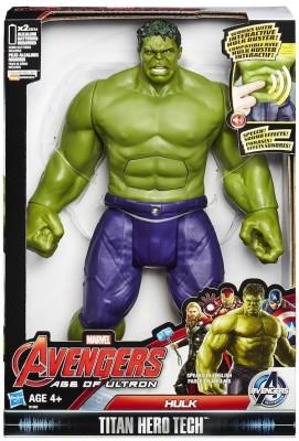 Hasbro Action Figures Hasbro Avenger Titan Hero Tech