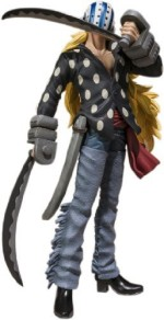 "Bandai Action Figures Bandai Tamashii Nations Killer ""One Piece"" Figuartszero"