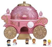 Blip Toys Squinkies Princess Coach Dispenser (Multicolor)