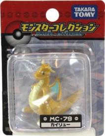 "Takara Tomy Dragonite (Mc79) Pokemon Monster Collection 2"""