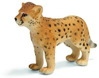 Schleich Cheetah Cub (Multicolor)