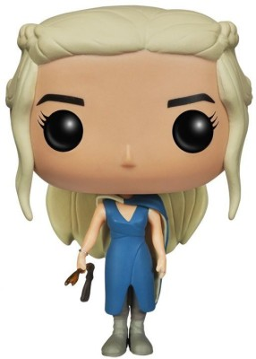 Game of Thrones Action Figures Game of Thrones Daenerys Figure