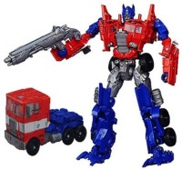 Tabu Transformers Deformation Robot Convert Into Truck (Red, Blue)