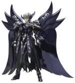 "Bandai Action Figures Bandai Tamashii Nations Thanatos ""Saint Seiya"" Saint Cloth Myth"