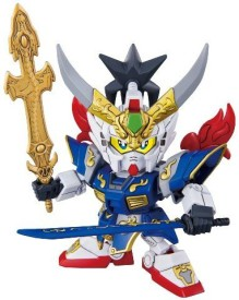 Bandai Hob Bb001 Shin Ryuubi Gundam Sd