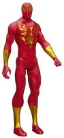 Spider-Man Marvel Spider-Man Titan Hero Series Iron Spider Figure (Multicolor)
