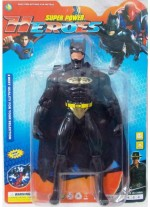 Shop & Shoppee Action Figures Shop & Shoppee Batman