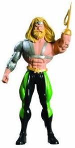 DC Comics Action Figures DC Comics Direct Justice League of America Classified: Classic Series 2: Aquaman Action Figure
