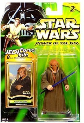 Star Wars Action Figures Star Wars Power Of The Jedi Saesee Tiin