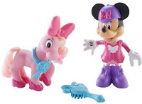 Fisher-Price Fisher-Price Disney Minnie Mouse Pony Fashion Show Playset (Multicolor)