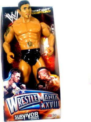 Turban Toys Action Figures Turban Toys WWE Wrestling champion Action Figure Batista