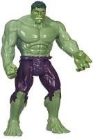 Marvel Avengers Titan Hero Series Hulk Figure (Multicolor)