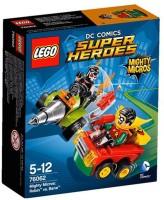 FunSkool Lego Super Hero 76062 - Mighty Micros Robin Vs Bane (Multicolor)