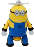 Surya Despicable Me2 Musical Dancing And Moving Toy (Blue, Yellow)