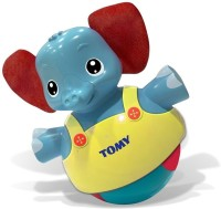 Tomy Tap N Toddle Elephant (Multicolor)