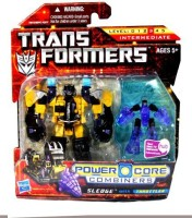 Transformers Hasbro Year 2010 Power Core Combiners Series 41/2 Inch (Multicolor)