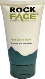 Rock Face Aftershave Lotions Rock Face Smoothing Balm