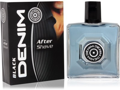 Denim Aftershave Lotions Denim After Shave Black
