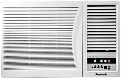 Panasonic 1 Ton 2 Star Window AC White (CW/UC1214YA)