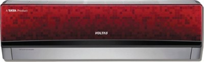Voltas 1.5 Ton 5 Star Split AC Red (185EY(R))