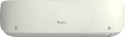 Whirlpool 1 Ton 3 Star Split AC Snow White (1T 3DCOOL HD COPR 3S)