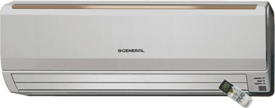 O General 2 Ton 3 Star Split AC White (ASGA24ACT)