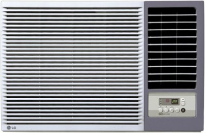 LG 1.5 Tons 3 Star Window AC Crescent Silver (LWA5CS3F)