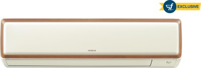 Hitachi RAU312HVDOB 1 Ton 3 Star Split AC (White)