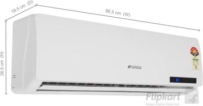 Sansui 1 Ton 3 Star Split AC White (SSZ33.WS1-MDA)