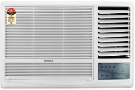 Hitachi 1.5 Tons 3 Star Window air conditioner