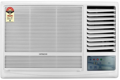 Hitachi 1.5 Tons 5 Star Window AC White (RAV518HUD)