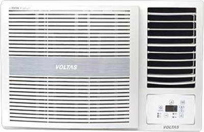 Voltas 1 Tons 5 Star Window AC White (125DY)