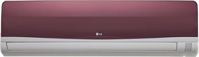 LG 1 Ton 3 Star Split AC Wine Red (LSA3WT3D)