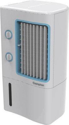 Crompton Greaves ACGC-PAC07 Personal Air Cooler (White, 7 Litres)