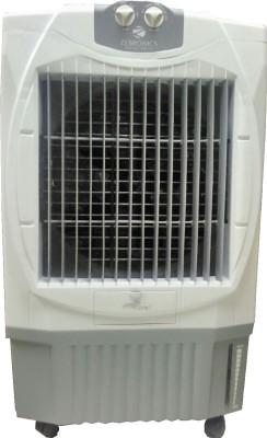 Zebronics ZEB-45DS White Desert Air Cooler (White, 45 Litres)
